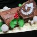 Holiday Dessert Buch de Noel – Yule Log