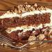 Chocolate Peanut Butter Extravaganza Cake